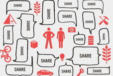 Ekonomia kolaboratiboaren plataformak