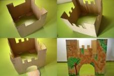 Talleres Parque infantil: Castillos