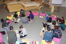 Prácticas ecolingüísticas: ¿Qué hacer para que niños y jóvenes vivan en euskara (aunque yo no hable euskera)?
