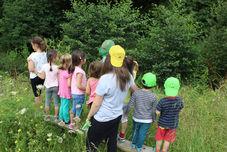 Udako ludoteka 2018: Egin bat zure alde basatiarekin! (3-6 urte)